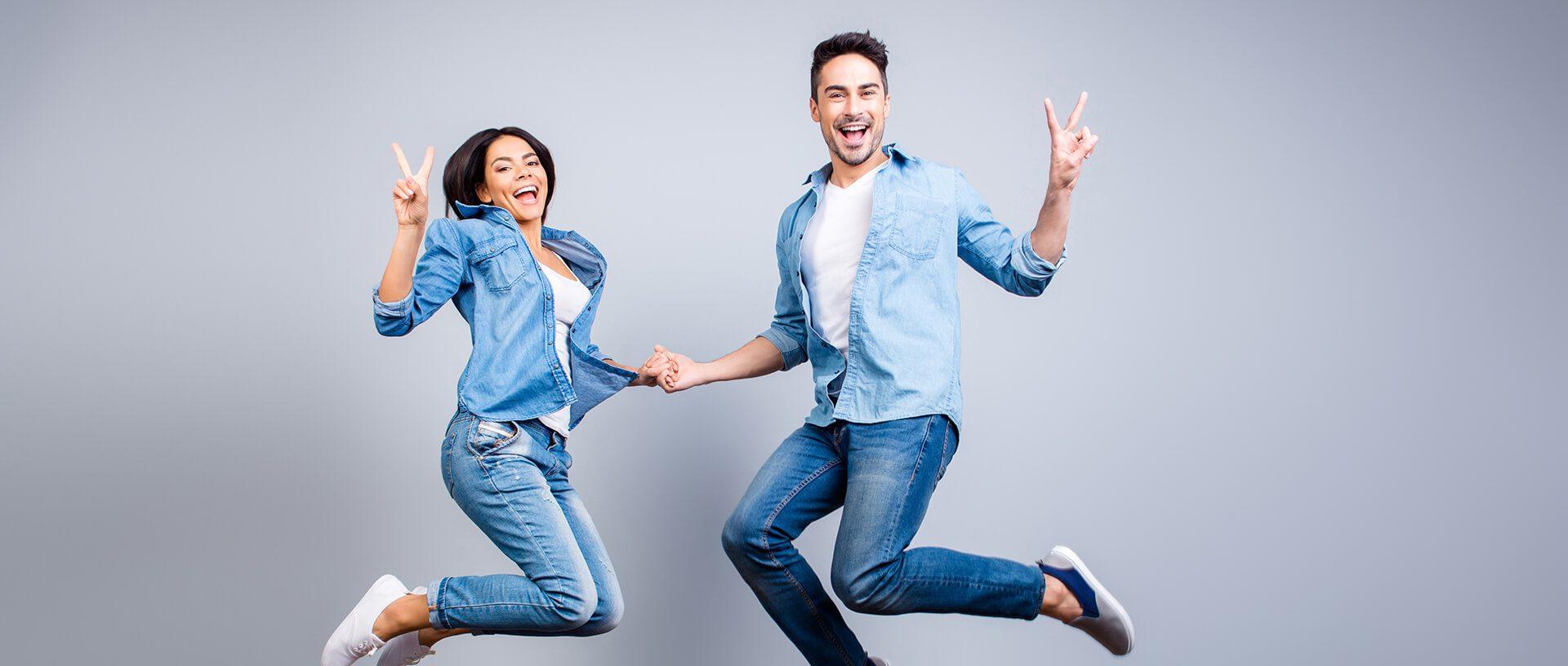 Jeans-Kollektion